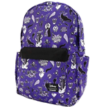 Disney by Loungefly Backpack Villain Icons AOP