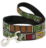 Star Wars Boba Fett 4-Foot Dog Leash