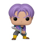 Dragon Ball Z POP! Animation Vinyl Figure Trunks 9 cm