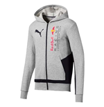 2020 Red Bull Racing Puma Hooded Sweat Jacket (Light Grey)