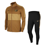 2019-2020 Inter Milan Nike Dry Squad Tracksuit (Bronze)