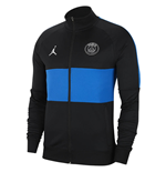 2019-2020 PSG Nike Core Trainer Jacket (Black)