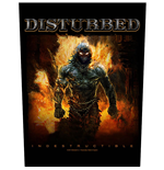 Disturbed Patch Indestructible (BACKPATCH)