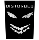 Disturbed Patch Face (BACKPATCH)