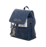 Doctor Who Backpack Bag Tardis Faux Leather Backpack