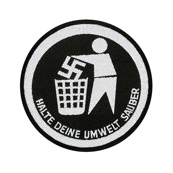 Generic Patches Patch Halte DEINE..... (PATCH)