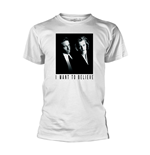 The X-FILES T-Shirt Want To Believe