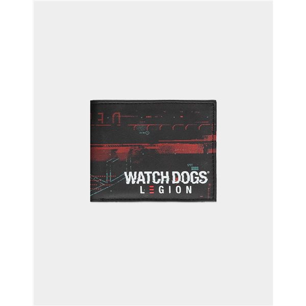 Watch Dogs: Legion - Bifold Wallet With Print