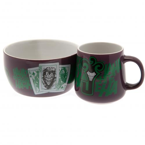 The Joker Breakfast Set