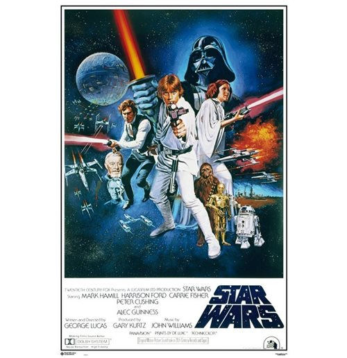 Star Wars Poster 387481