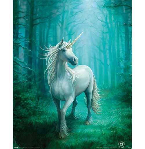 Anne Stokes Poster 387525