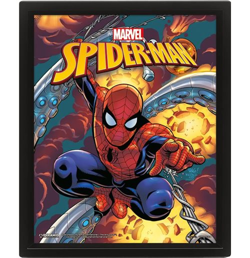 Spiderman Poster 387666