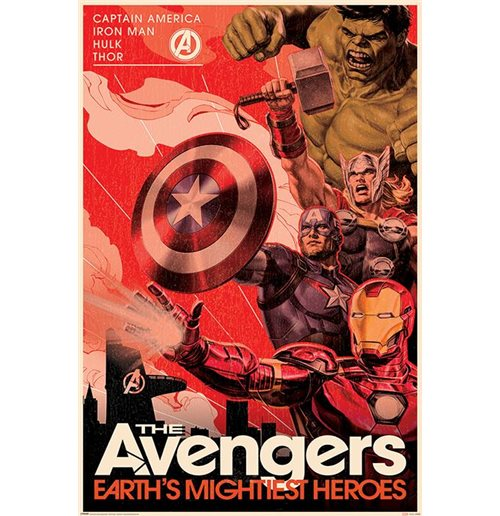 The Avengers Poster 387670