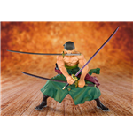 One Piece Zero Pirate Hunter Zoro Figure