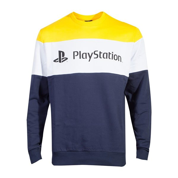 Playstation - Colour Block Men's Sweater