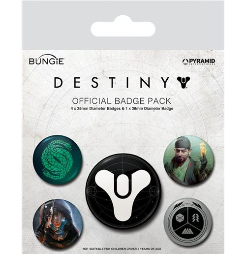 Destiny Pin 387844