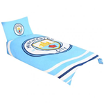 Manchester City FC Single Duvet Set PL