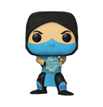 Mortal Kombat POP! Games Vinyl Figure Sub-Zero 9 cm