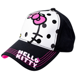 Hello Kitty Polka Dot Women's Snapback Hat