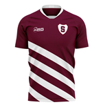 2019-2020 Sparta Prague Home Concept Football Shirt - Adult Long Sleeve