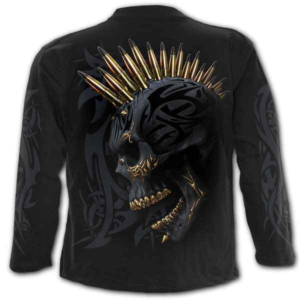 Black Gold - Longsleeve T-Shirt Black