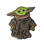 Star Wars The Mandalorian The Child Baby Yoda Lapel Pin