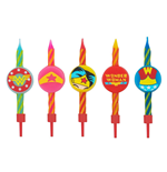 DC Comics Birthday Candle 10-Pack Wonder Woman