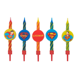 DC Comics Birthday Candle 10-Pack Superman