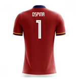 2018-2019 Colombia Away Concept Football Shirt (Ospina 1)
