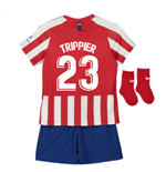 2019-2020 Atletico Madrid Home Nike Baby Kit (Trippier 23)