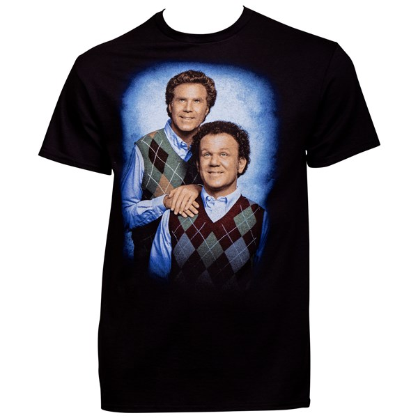 Step Brothers Portrait T-Shirt