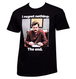 Parks and Recreation Ron Swanson I Regret Nothing T-Shirt
