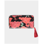 Disney - Mulan - Ladies Zip Around Wallet