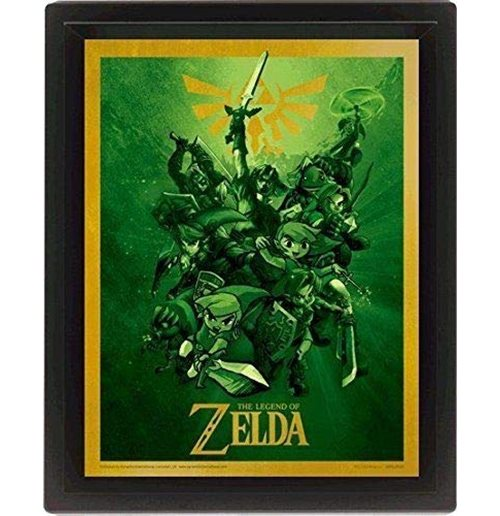 The Legend of Zelda Poster 388979