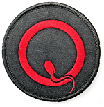 Queens Of The Stone Age Standard Patch: Q Logo