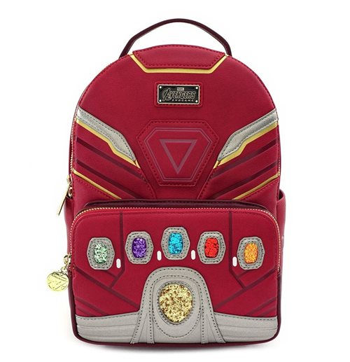 Marvel by Loungefly Backpack Iron Gauntlet Endgame Hero