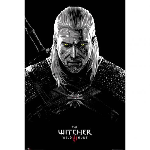 The Witcher Poster Toxicity Poisoning 209