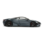 FAST & FURIOUS Hobbs & Shaw Shaw's McLaren 720 Die-cast Toy Sports Car, Unisex, 1:24 Scale, 8 Years or Above, Black