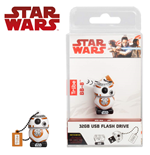 Star Wars - The Last Jedi - Bb8 - Memory Stick 32 GB