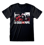 La casa de papel (Money Heist) T-shirt 389592