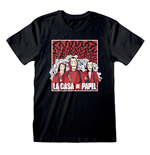 La casa de papel (Money Heist) T-shirt 389593
