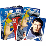 Star Wars Spock Playing Cards