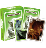 Star Wars Yoda Playing Cards