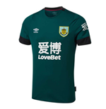 2019-2020 Burnley Umbro Third Football Shirt