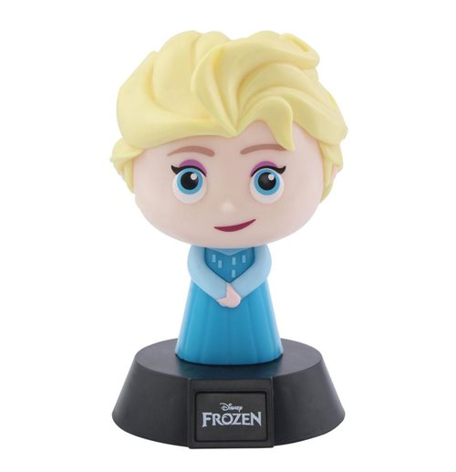 Frozen 2 3D Icon Light Elsa