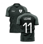 2019-2020 PSV Eindhoven Third Concept Football Shirt (Lozano 11)