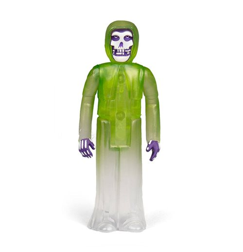 Misfits ReAction Action Figure The Fiend Walk Among Us (Green) 10 cm