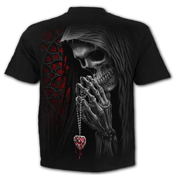 Forbidden - T-Shirt Black