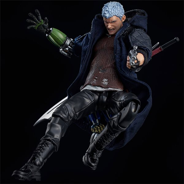 Devil May Cry 5 Nero 1/12 Af Action Figure