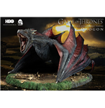 Game Of Throne Drogon Figure Statue